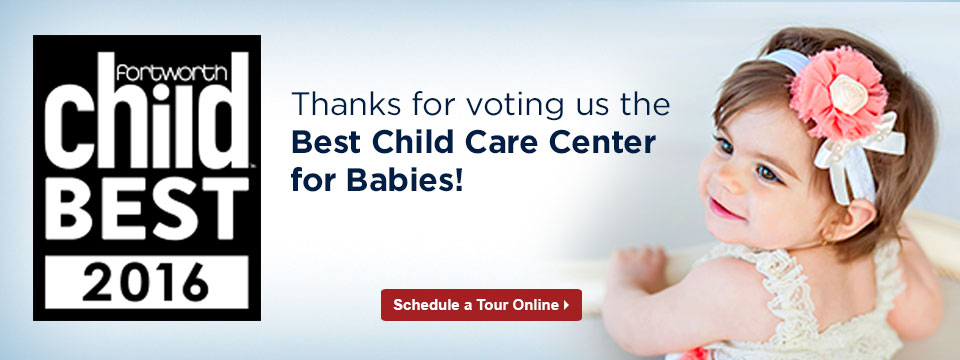 Best Child Care Center for babies!