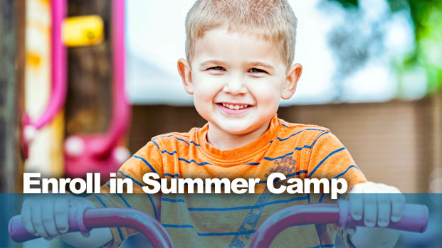 Enroll in Summer Camp