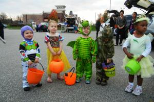2012 Trunk or Treat event at ChildTime