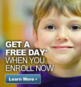 Childtime enrollment coupon