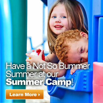 Have a not so bummer summer at our summer camp!