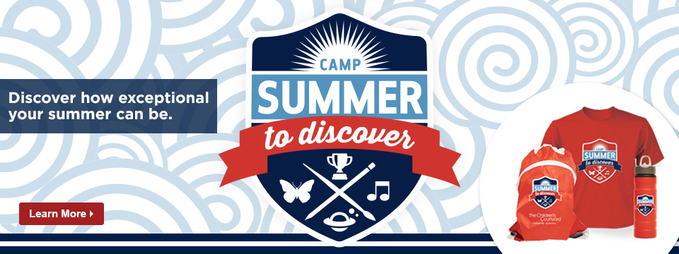 Summer Camp To Discover