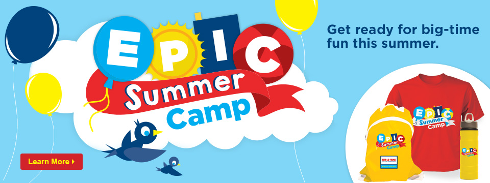 Epic Summer Camp